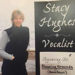 Stacy Hughes Vocalist Advertisement