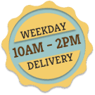Weekday Delivery Available