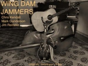 Wing Dam Jammers – Chris Kendall, Mark Gunderson and Jim Reineke @ Blooming grounds Coffee House